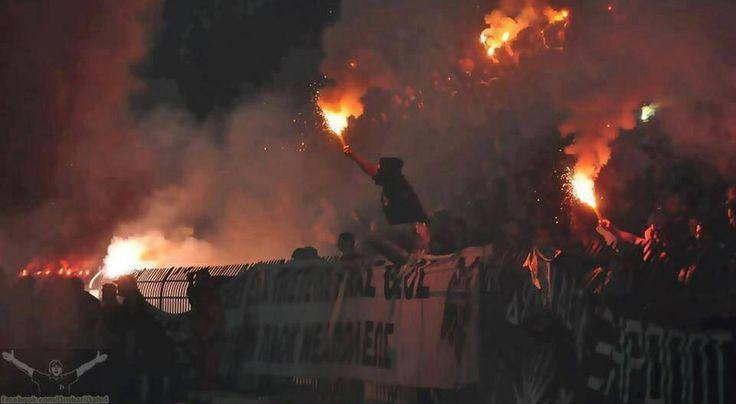 #PAOK #HOOLS #Hooligans #ULTRAS #thessaloniki1926 #Greekultras