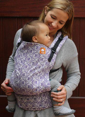 Artipoppe Argus Ink TULA BABY CARRIER