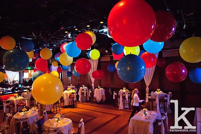 My boardwalk theme wedding!