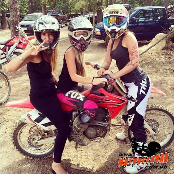 Tri-lheiras. www.motooffroad.com.br #trilheiras #moto #dirtbike #girls #mxgirl #trilha #fds #fimdesemana #rider