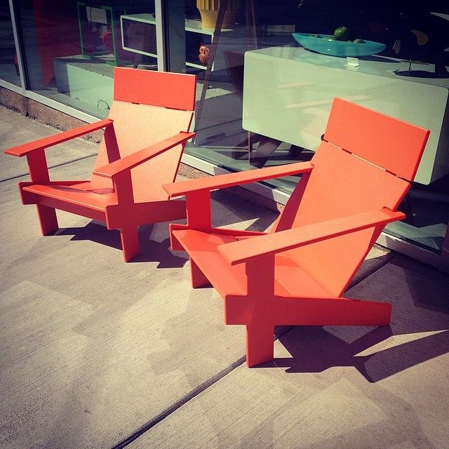 Loll Design Lollygagger Chairs At Just Modern Palm Springs