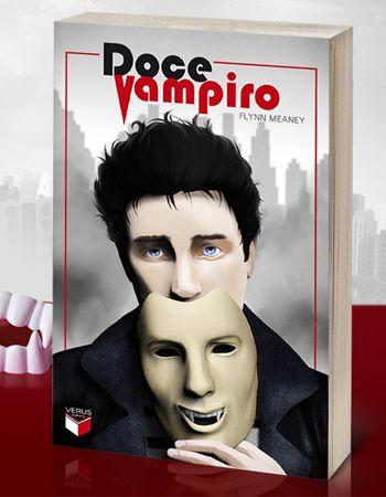 Sinopse - Doce Vampiro - Flynn Meaney Tímido e desajeitado, Finbar Frame, de 16 anos, é daquele tipo que nunca consegue ficar com nenhuma menina. Alto, magro, pálido e alérgico ao sol, infelizmente as garotas do colégio não apreciam sua pele nem sua alma sensível. Mas, quando ele percebe que elas são obcecadas por vampiros, decide adotar medidas extremas – ele vai se tornar um vampiro! Ou pelo menos fingir... para ser mais popular entre a ala feminina do colégio.