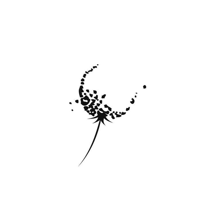 """Dandelion #graphicdesign #graphicdesigner #brandidentity #logo #logotipo…"