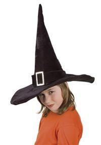 Cadı Şapkası Çocuk