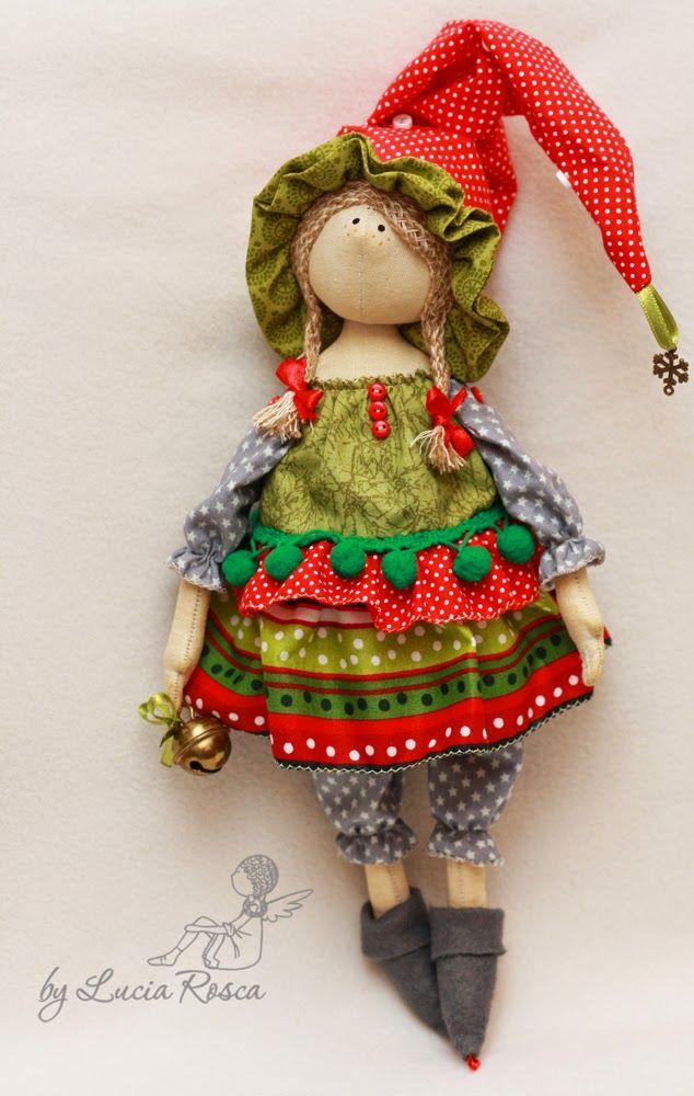 Lucias handmade: Рождественская компания СердеШных