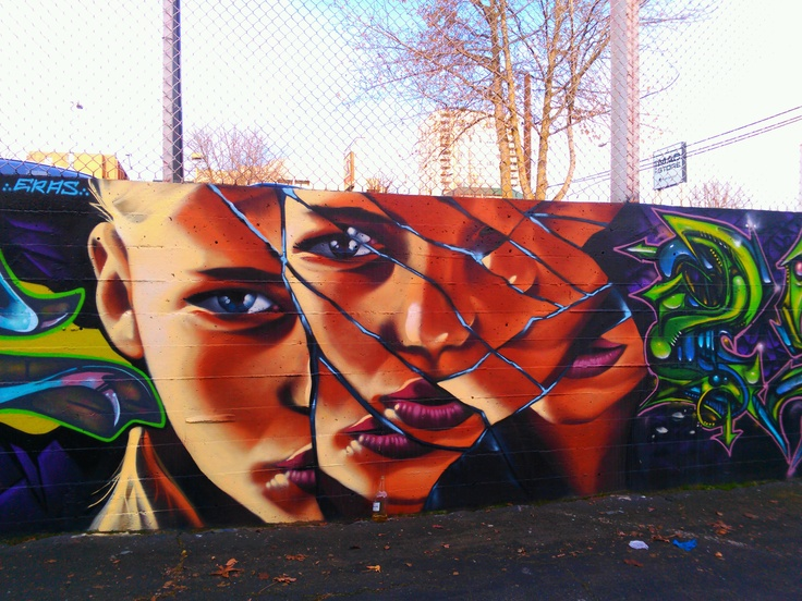 17 best images about escape into street art on pinterest for Craft supplies stores near me