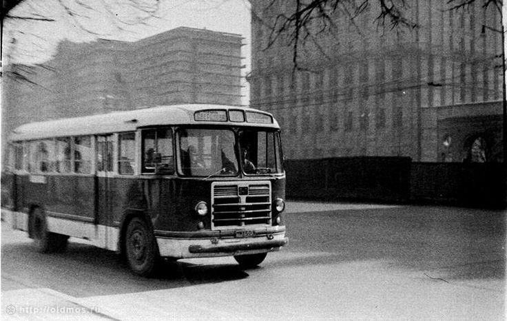 #1956 - 1959: #ЗИЛ-158 ЗИЛ-158В производства Ликинского автобусного завода