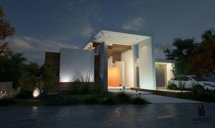 #fachadas creato