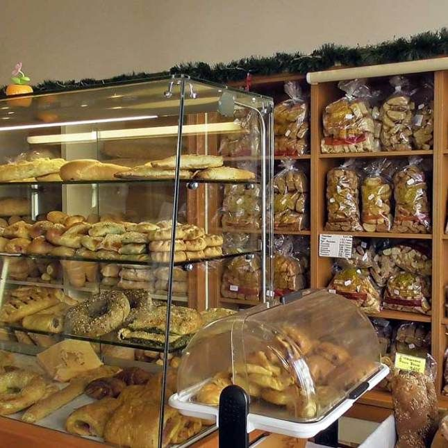 Vakakis bakery selection