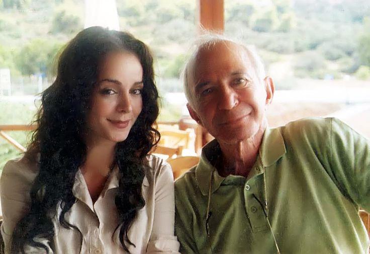 Despina Mirou and Ben Gazarra