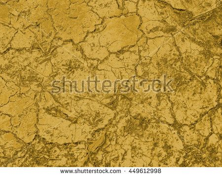 3D Illustration. Abstract golden background texture