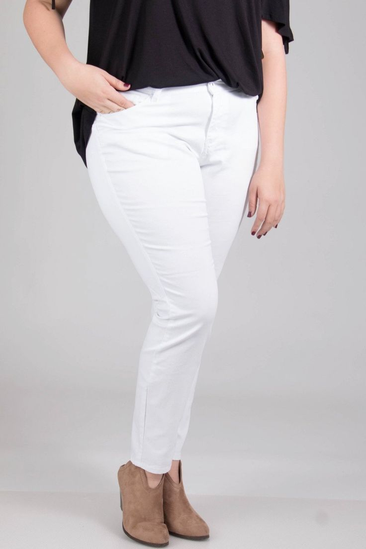 Lisa Curvy Jeans