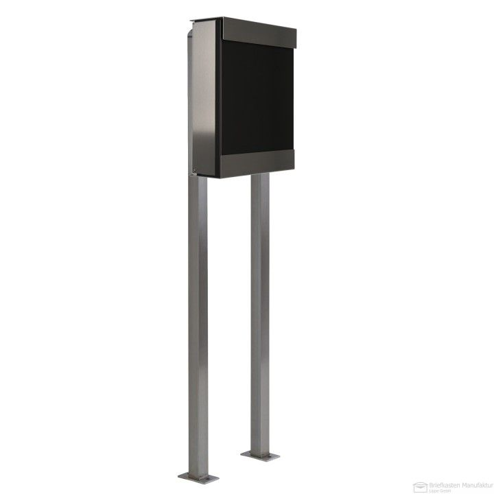 Keilbach Standbriefkasten glasnost color.black