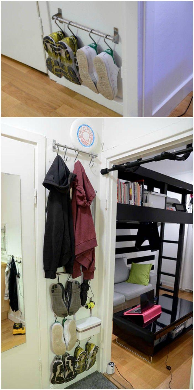 The Ten Best Ikea Hacks Shoe Storage Ideas Shoe Storage Small Space Ikea Small Spaces Ikea Organization Hacks