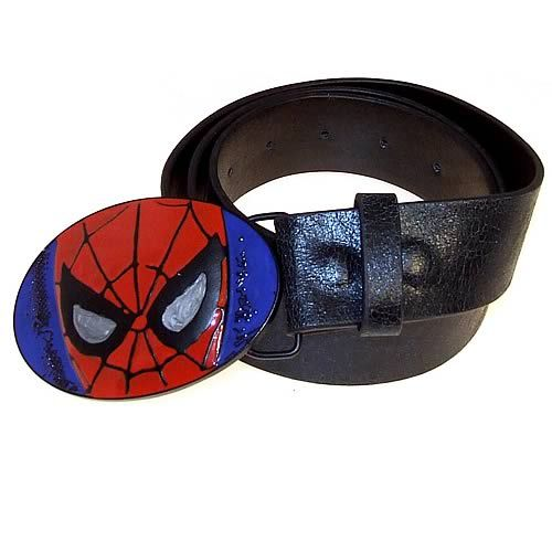 Spider-Man Belt and Buckle - Marvel Retro Collection