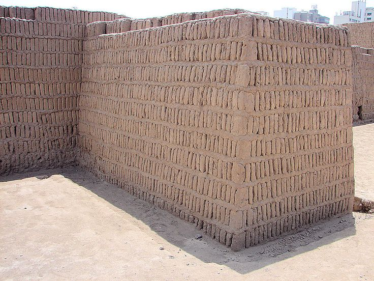 Huaca Pucllana Or Juliana, Lima