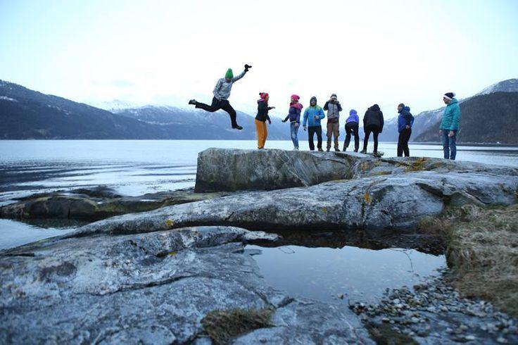 Full of fun trip to Norway