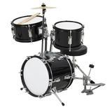 Best Choice Products presents this brand new children's drum set. Here is a gift for your budding, young musician! This ultimate kid's drum set is made of an al