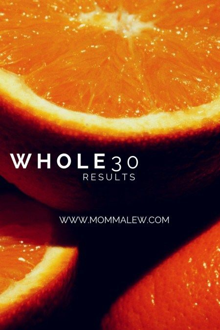Whole 30 results how the whole 30 program changed my life and took