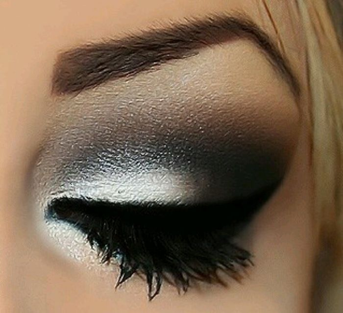 Smokey Eye Makeup for Brown Eyes | How to Do Black Smokey ...