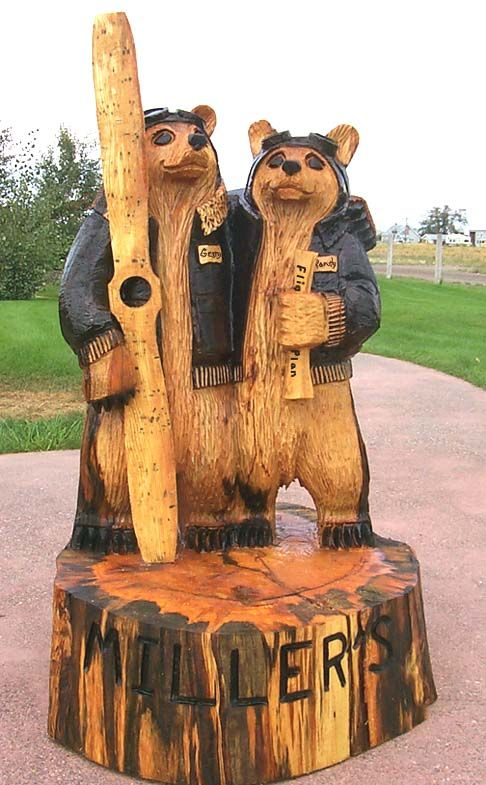Images about wood carvings on pinterest chainsaw