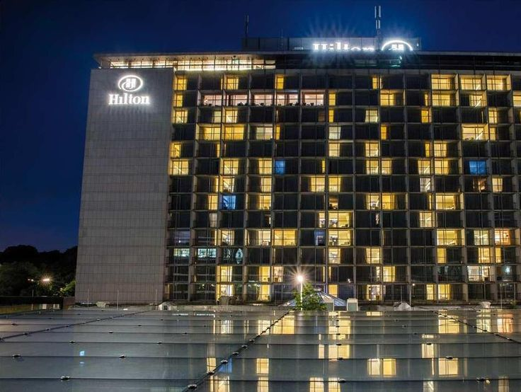 Munich Hilton Munich Park Germany, Europe Located in Bogenhausen, Hilton Munich Park is a perfect starting point from which to explore Munich. Both business travelers and tourists can enjoy the hotel's facilities and services. Facilities like daily housekeeping, gift/souvenir shop, wheelchair accessible, 24-hour front desk, 24-hour room service are readily available for you to enjoy. Some of the well-appointed guestrooms feature television LCD/plasma screen, separate living ro...