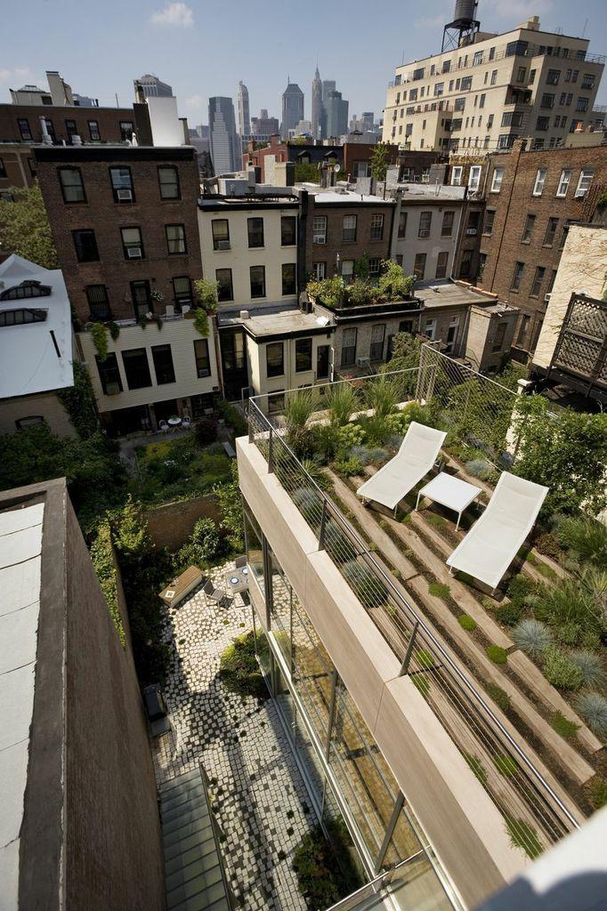 The Urban House | Rue