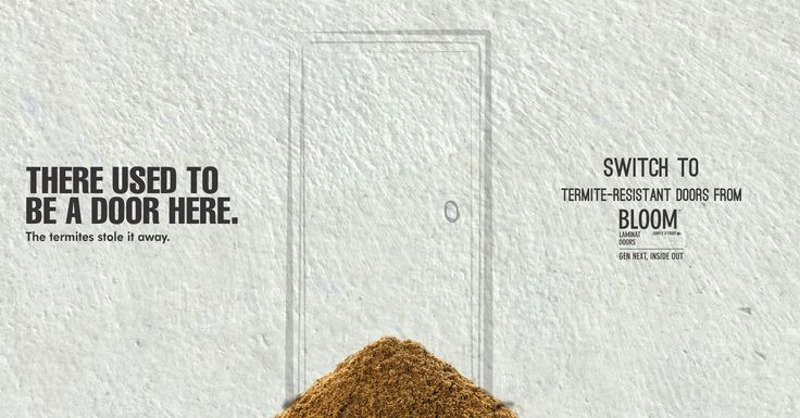 Termites getting the better of your home furniture? Switch to Termite-Resistant Bloom Doors to get yourself a life-time of freedom from the little forces of nature. Come, visit our website to take a glance at our wide range of designer doors: http://www.bloomdekor.com/products/doors/