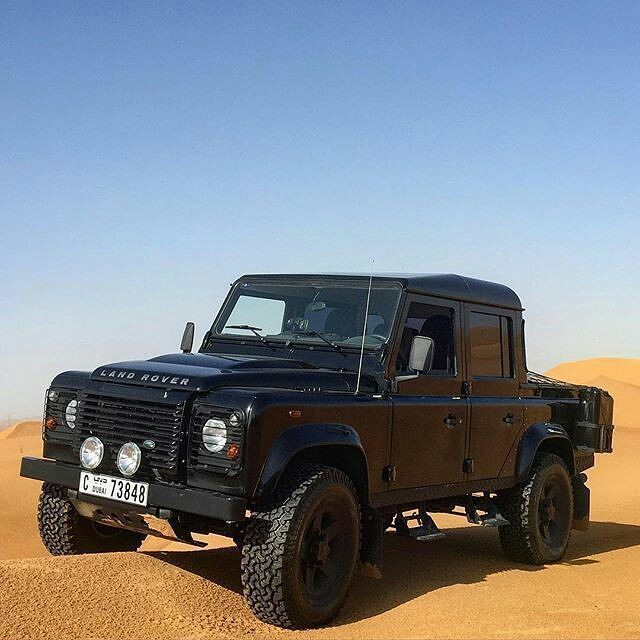 419 Best Land Rover Images On Pinterest: 145 Best Images About Land Rover Defender Double Cabs On