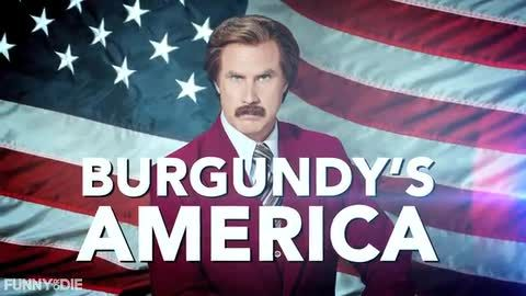 Veteran CNN anchors Wolf Blitzer, Anderson Cooper, and Chris Cuomo recall their experiences with Ron Burgundy.