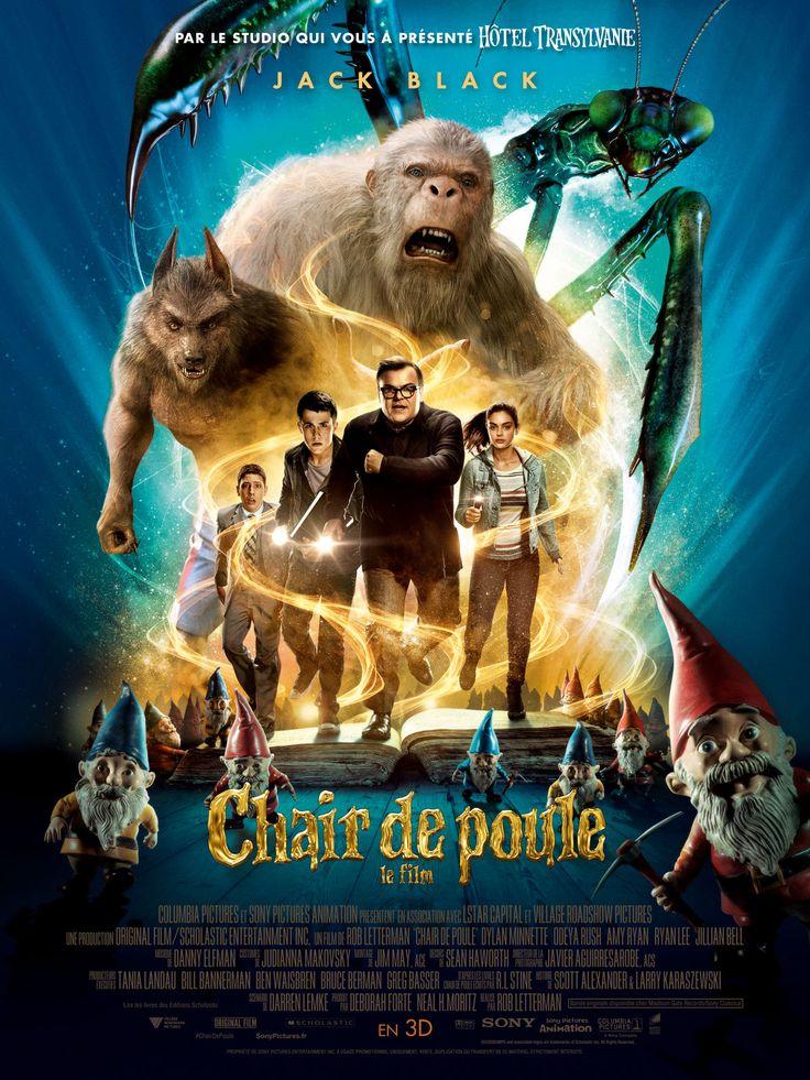 En VOD - Chair de Poule : Le Film.