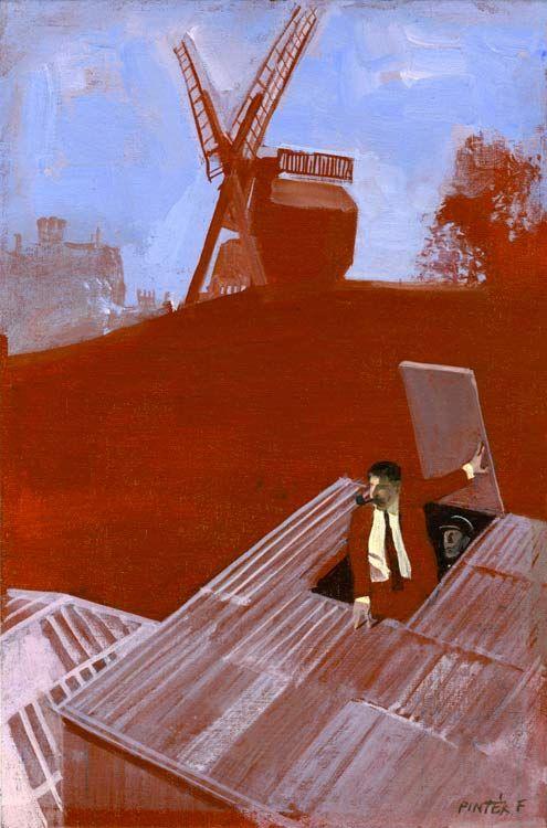 """Maigret a Montmartre"" - Ferenc Pinter"