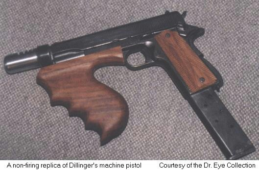 Dillinger machine pistol | Futuristic Guns | Pinterest ...