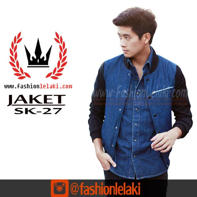Jacket Denim   Just Call me or Text message  Call/message : +6287872023264 Blackberry mesangger : 29399D9F  Price : Rp.280.000
