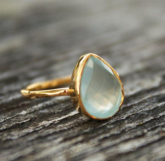 Chalcedony Ring @Paulette Jumalon