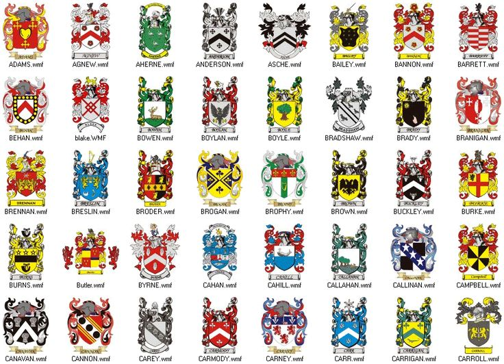 hali crests and coats of arms | ... map email coat of arms family crests store irish coat of arms gallery