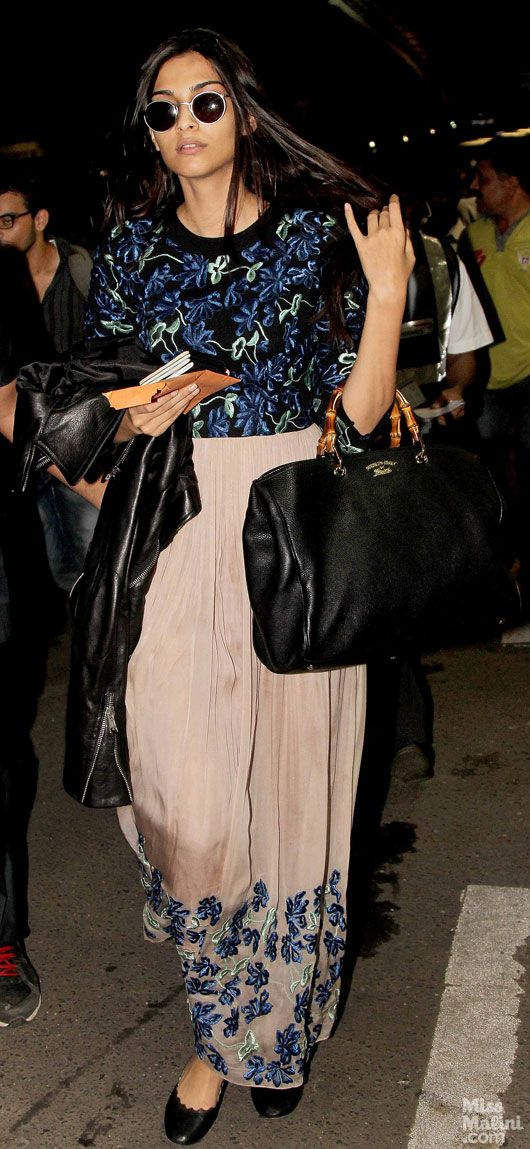 Get This Look: Sonam Kapoor in Morphe