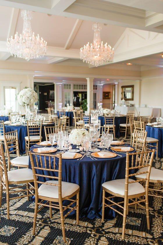 Such a fab spot for a wedding reception! Trump National Golf Club Washington D.C.