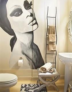 Powder Room Wall Art 18 best powder room ideas images on pinterest