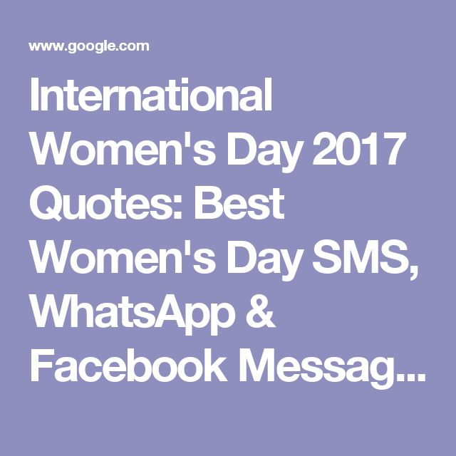International Women S Day Quotes Messages: 17 Best Women's Day Quotes On Pinterest
