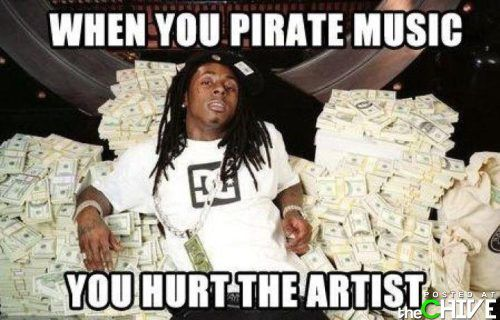 right: Laughing, The Artists, Pirates Music, Funny Stuff, Funny Photos, Lil Wayne, Humor, Funnies, Things