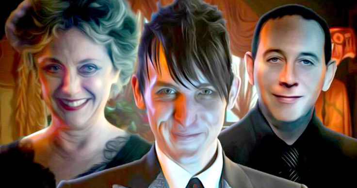 'Gotham' Season 2 Gets Paul Reubens as Penguin's Father -- Fox shows off a 'Gotham' Season 2 sizzle reel at NYCC, while Robin Taylor reveals Paul Reubens is playing Penguin's father. -- http://movieweb.com/gotham-nycc-sizzle-reel-paul-reubens-penguin-dad/