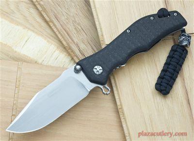 Ralph Gun Hammer Carbon Fiber Knives.