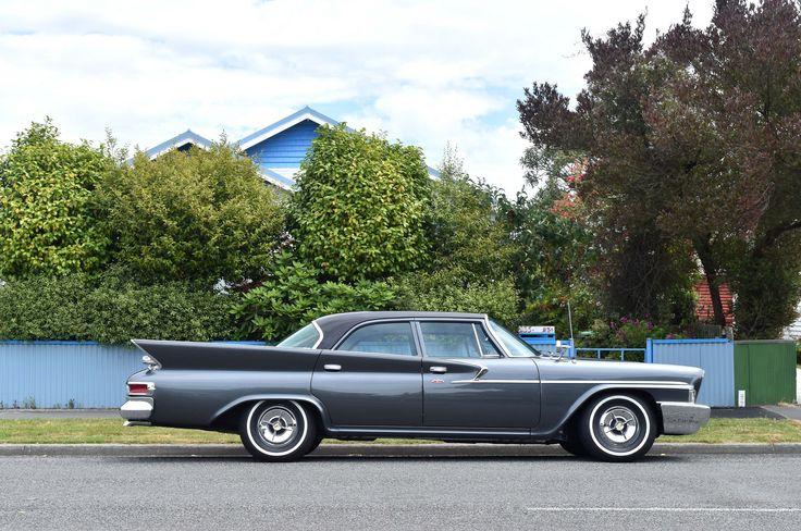 https://flic.kr/p/DK874J | 1961 Chrysler Newport | The Cars of Christchurch, New Zealand