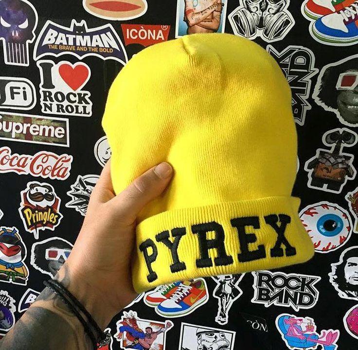 CAP BY PYREX #new #collection #pyrex #pyrexoriginal #fallwinter16 #cap #yellow #nothingbetter #pyrexstyle #streetstyle #mylifeispyrex
