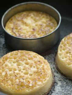 750 grammes vous propose cette recette de cuisine : Crumpets. Recette notée 3.5/5 par 65 votants