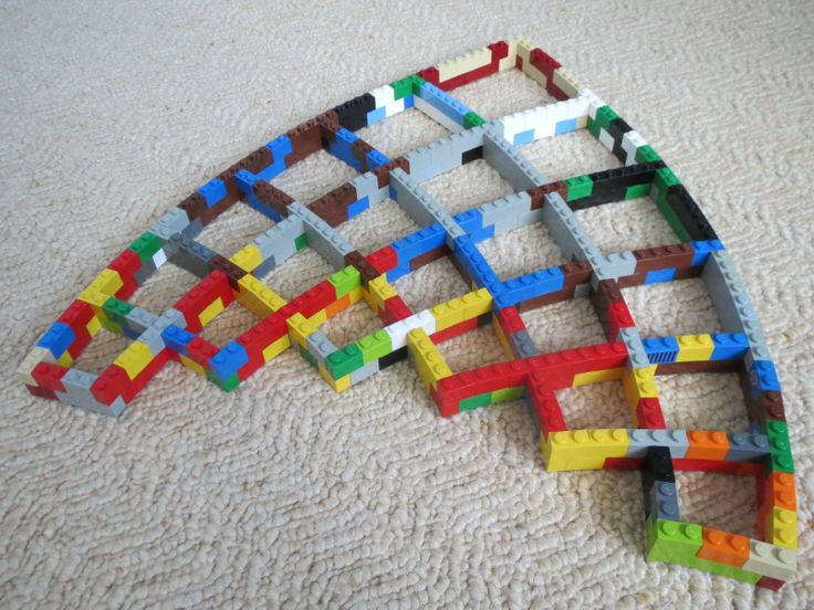 Lego curves! http://www.flickr.com/photos/robertfoord/9395185346/in/set-72157634849248578/