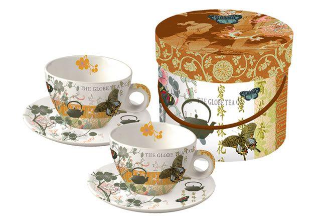 Tea Garden Cappuccino