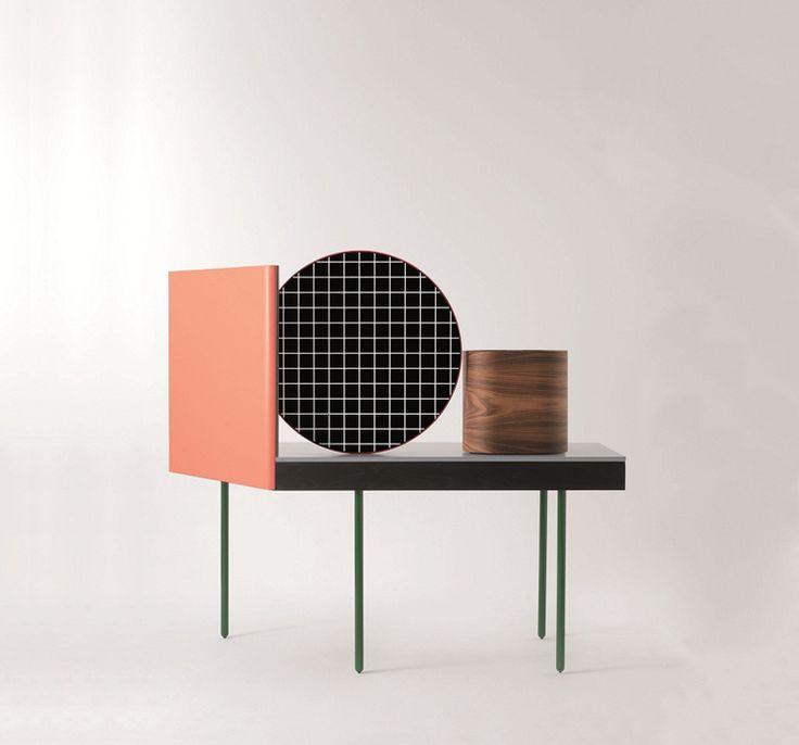 BD Barcelona Design, Tocador Chandlo