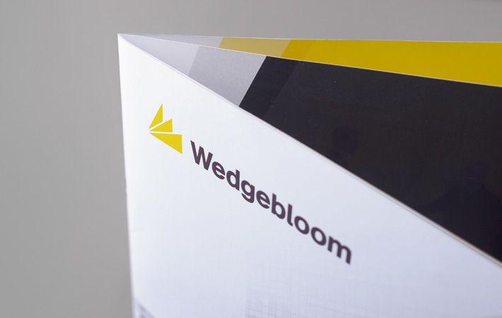 Wedgebloom brochure